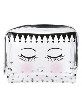 Kosmetická taška puntíky Miss Étoile