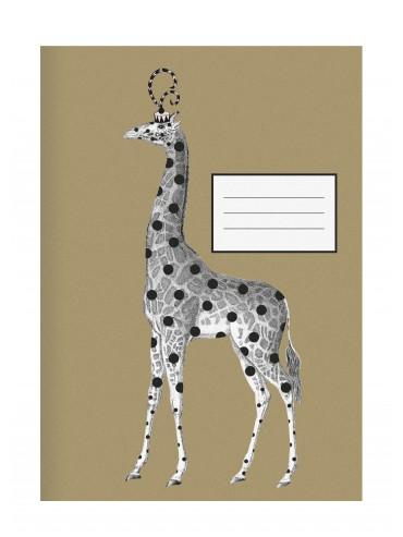 """Sešit """"Žirafa"""" A4"""