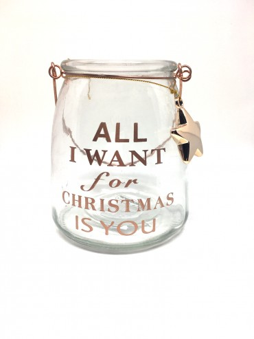 "Lucerna ""All I want for christmas"""