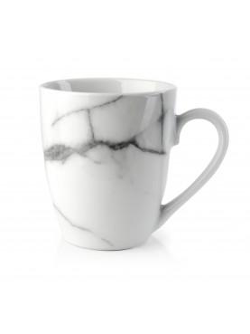 Porcelánový hrnek Odette mramorový