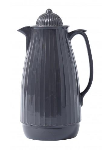 Retro termoska šedá Nordal
