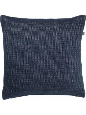 Povlak na polštář Dani 45x45cm tmavě modrý