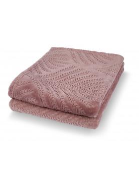 Pléd Liza 130x170cm růžový
