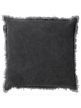 Povlak na polštář Burto 45x45cm černá
