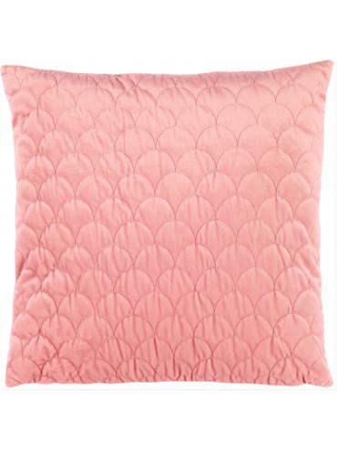 Povlak na polštář Karlijn 45x45cm růžový