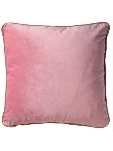 Povlak na polštář Finn 45x45cm růžový