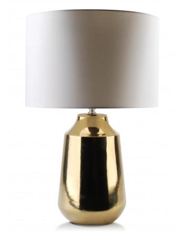 Stolní lampa DIANA zlatá