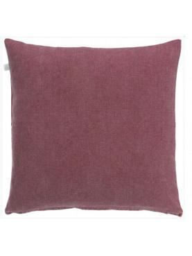 Bavlněný povlak na polštář Anna 45x45cm bordó