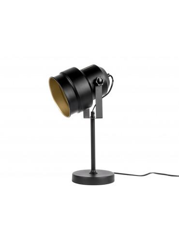 Stolní lampa Studio reflektor černá